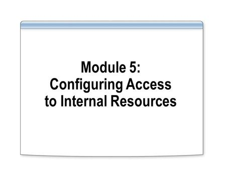 Configuring and Troubleshooting Identity and Access