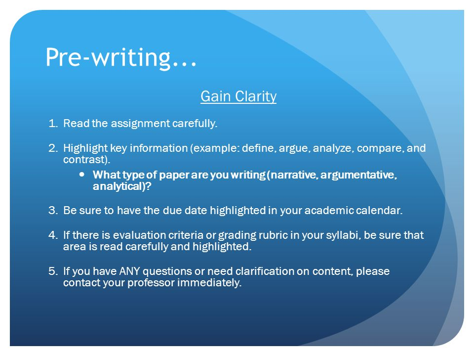How To Write And Organized Research Paper Ppt Download