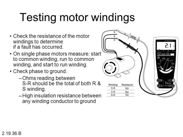 Compressor Winding Test - 0425