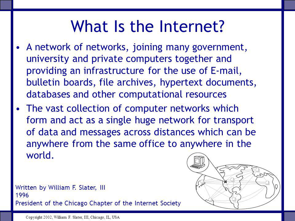 Internet History and Growth  ppt download