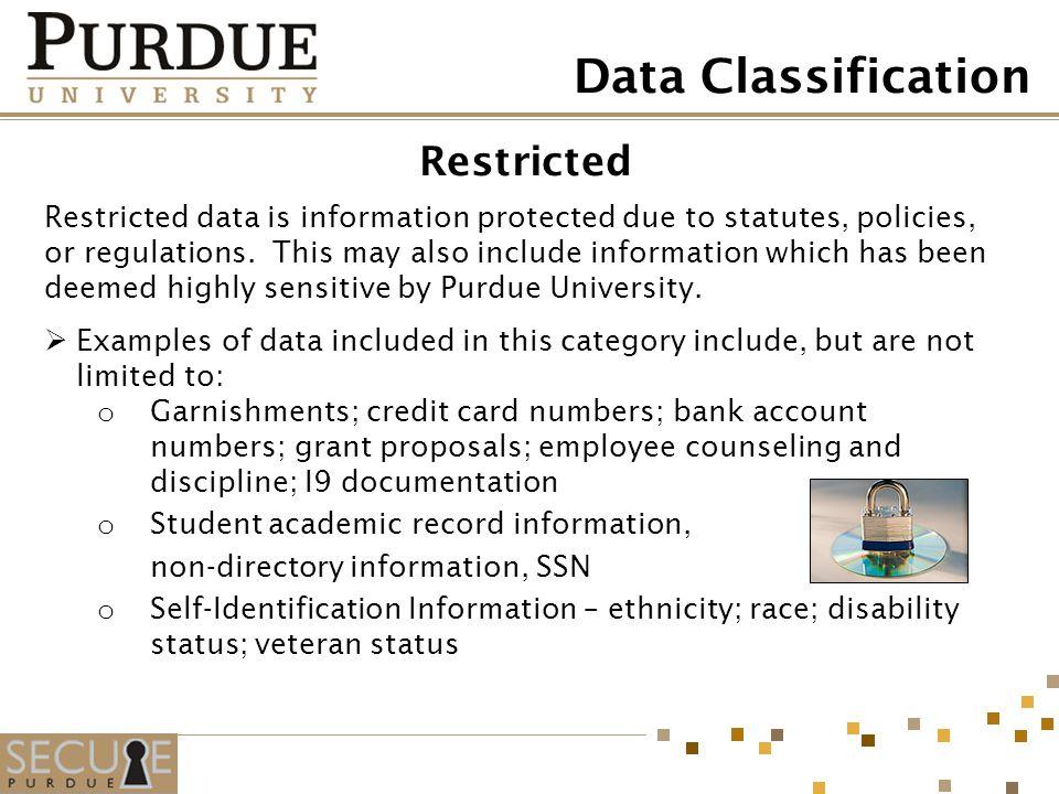 Data Handling At Purdue Ppt Download