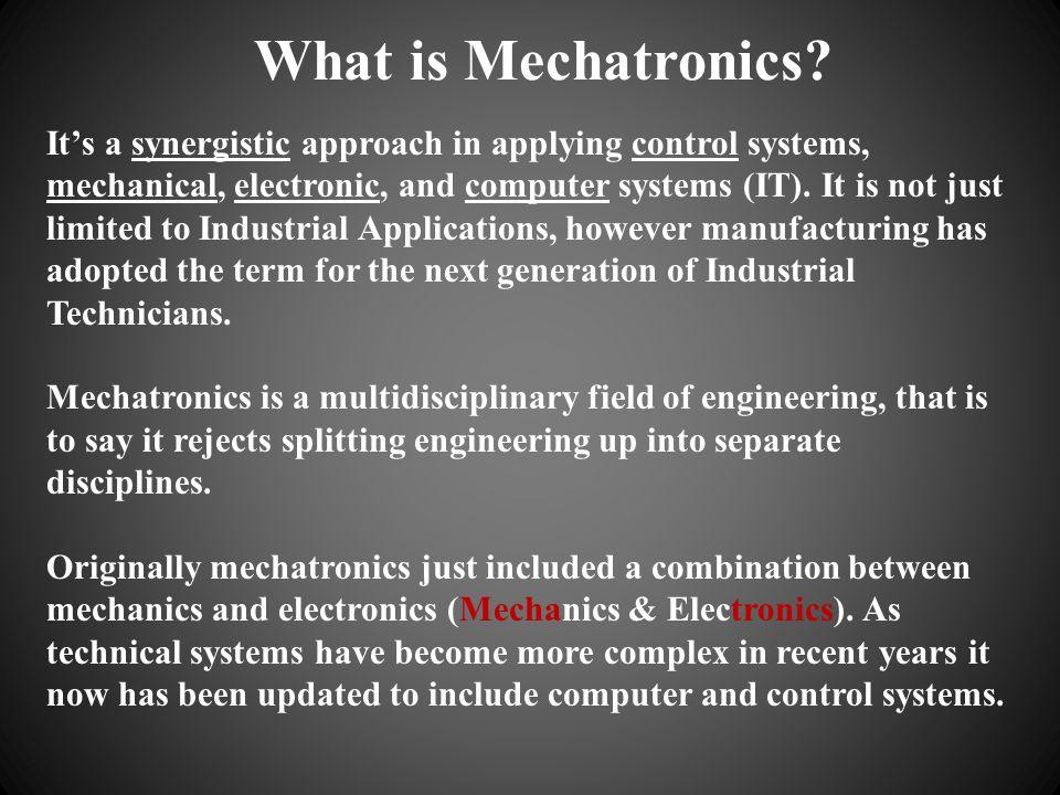 Engineering & Mechatronics Ppt Video Online Download