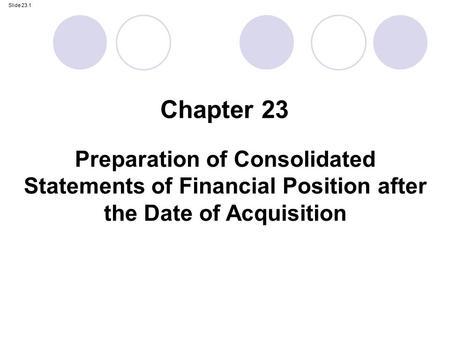 Gary Leung ACCA Paper P2 (HKG) Corporate Reporting