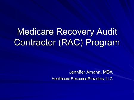 Medicare Legislative And Regulatory Update For Clinical Laboratories What Does Washington
