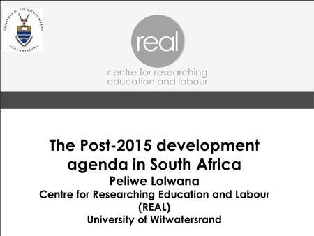 The relationship between development, poverty, inequality
