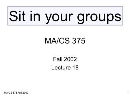 ECIV 301 Programming & Graphics Numerical Methods for
