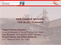 Ironmaking in the Blast Furnace Plant - ppt video online ...