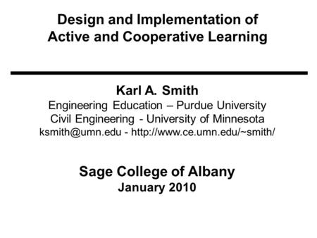 Integrated Course Design for Outcomes Based Education (OBE