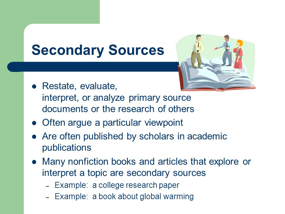 Information Sources Considered Ppt Video Online Download