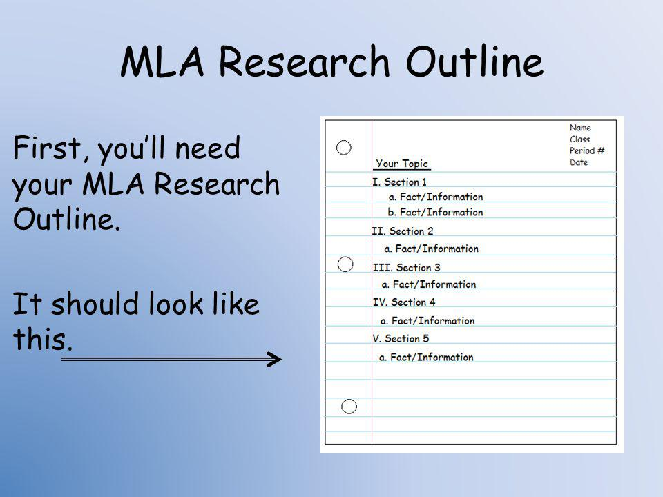 How To Organize A Research Paper Using Notecards Ppt Video Online