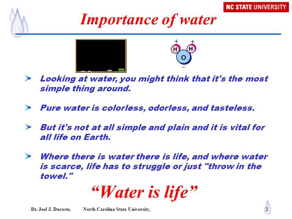 Drinking Water Treatment Seminar Leesville Middle School