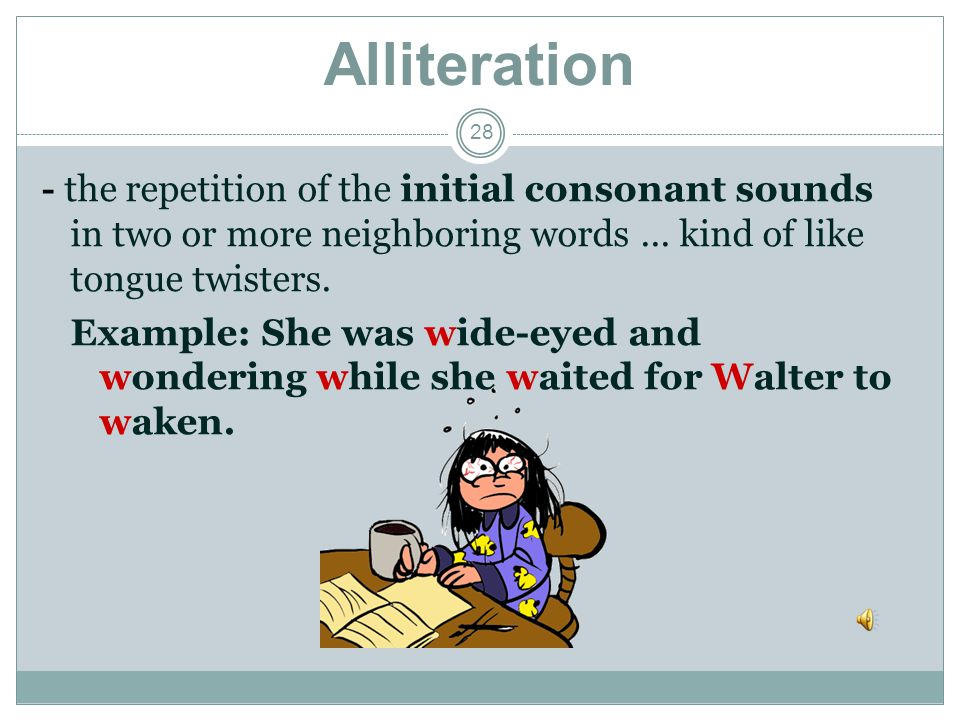 Figurative Language Part 1 Grade 6 Ppt Video Online Download