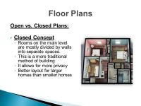 Three Main Areas of a House - ppt video online download