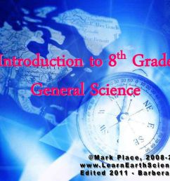 Introduction to 8th Grade General Science - ppt download [ 768 x 1024 Pixel ]