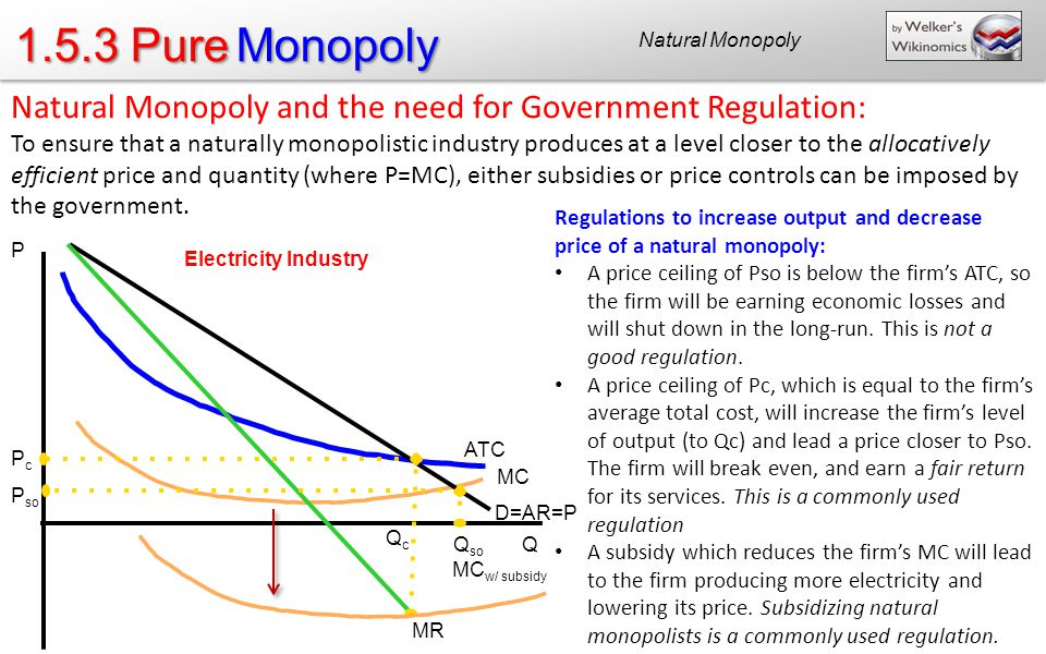 pure monopoly