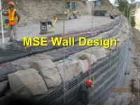 MSE Wall Design. - ppt video online download