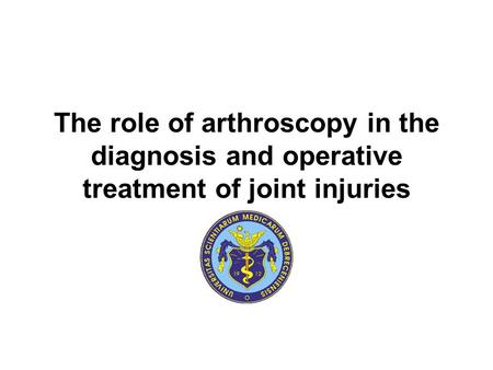 Principles of Orthopedics INVESTIGATIONS Dr. Mohammed M