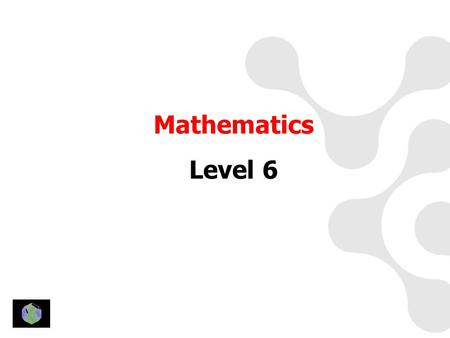 Numeracy Help 1. Estimation & Rounding 2. Order of