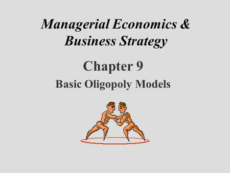 Today n Oligopoly Theory n Economic Experiment in Class
