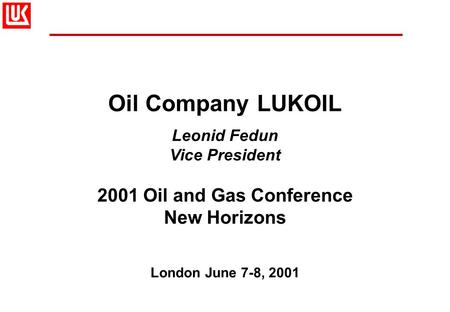 Overview of MOL Group Strategy Lajos Alács Executive Vice