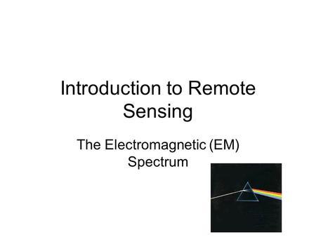 3. Spectroscopy Ferenc Firtha Corvinus University of