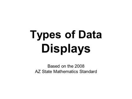 Rebecca Nichols and Martha Aliaga American Statistical