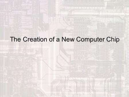 Technology For Realizing 3D Integration By-Dipyaman Modak