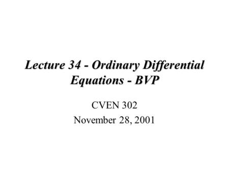 Numerical Integration of Partial Differential Equations
