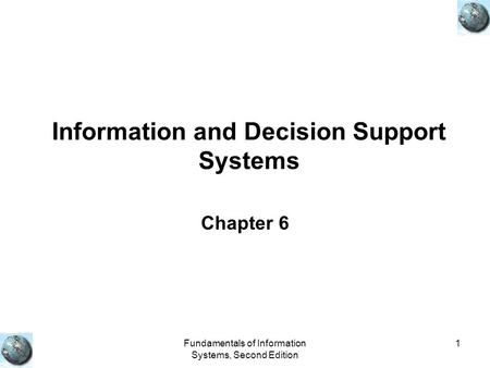 INFORMATION SYSTEMS Discuss why computers are used in