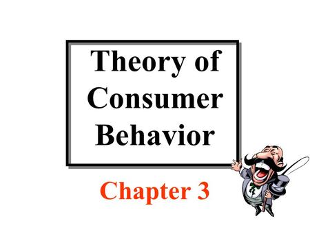Chapter 5: Applications of Rational Choice and Demand
