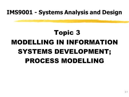 1 FUNCTION MODELING USING IDEF-0 IE 590 INTEGRATED
