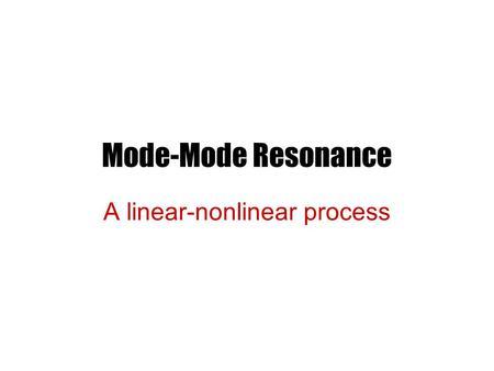 Transverse optical mode in a 1-D Yukawa chain J. Goree, B