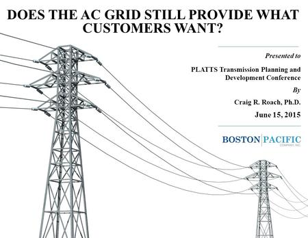 1 Case Study: New England Clean Power Link