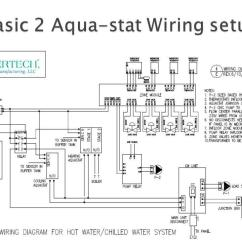Honeywell Aquastat L6006c Wiring Diagram 1967 Mustang Dash Triple L8124a