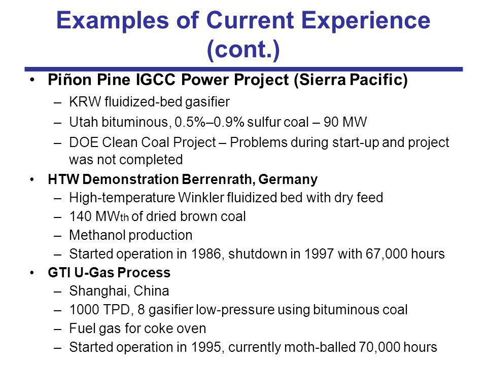 Coal in the 21st Century Challenges and Opportunities