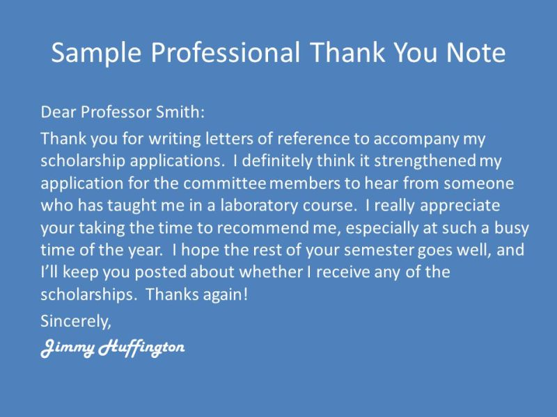 sample thank you letter for job recommendation download dr sample thank you note for recommendation letter