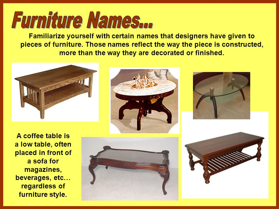 dining chair styles and names desk black styles, names, & construction - ppt video online download