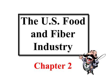 Introduction to Agricultural and Natural Resources The