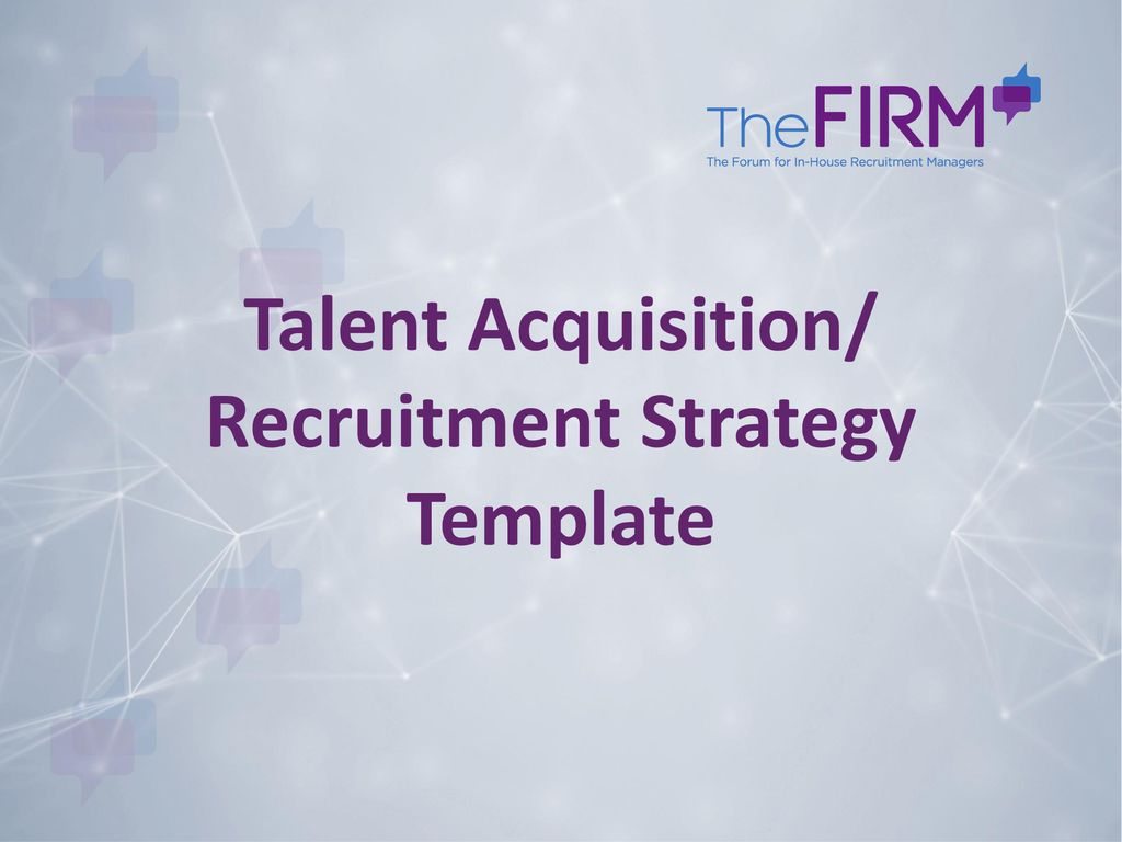 Provide a new hiring plan to your recruiting team by utilizing our creatively designed recruitment strategy template. Talent Acquisition Recruitment Strategy Template Ppt Download