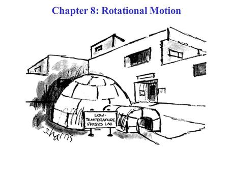 Chapter 8 Rotational Motion. Units of Chapter 8 Angular