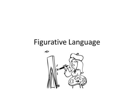 Examples of Figurative Language Metaphors in the book