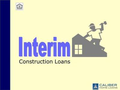 Construction-to-Perm Financing - ppt download