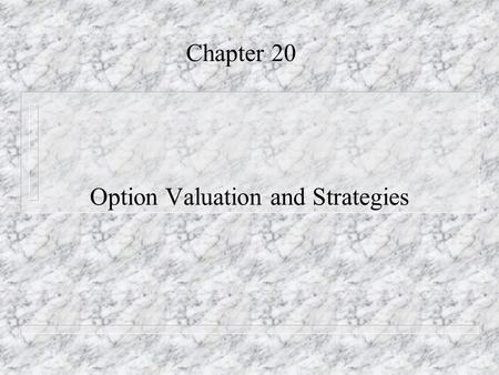1Lec 5A APT for Forward and Futures Contracts Lec 5A