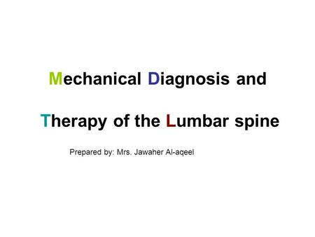 Theories of Subluxation: An Introduction Toward the