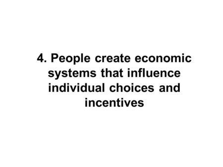 The Economic Spectrum World Geography Unit 6, Lesson ppt