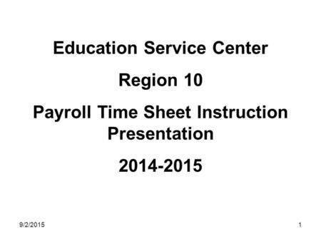Annual USDA Training for Head Start Staff Module Three