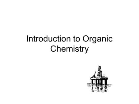 Chemistry 3.5 Describe the structure and reactions of