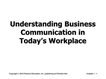 BUSINESS COMMUNICATION ENGB ppt video online download