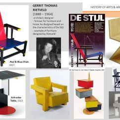 Gerrit Thomas Rietveld Chair Louis Xv Chairs Characteristics Of De Stijl: Ideas Spiritual Harmony And Order - Ppt Download