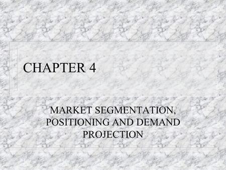 Chapter 10 Customer-Defined Service Standards. Objectives